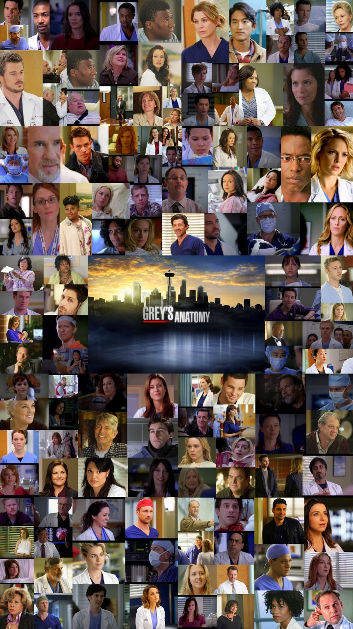 Ranking The Grey\'s Anatomy characters – The Hollywood Persona